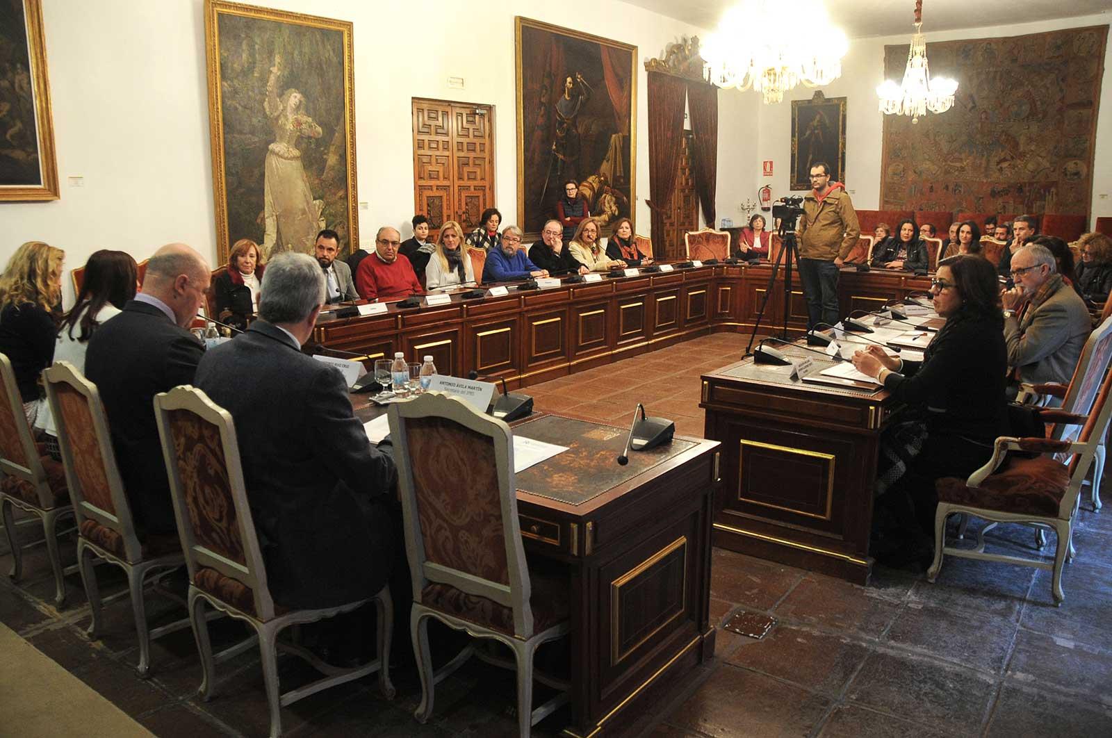 acto firma de convenios IPBS Córdoba Fundación Senda