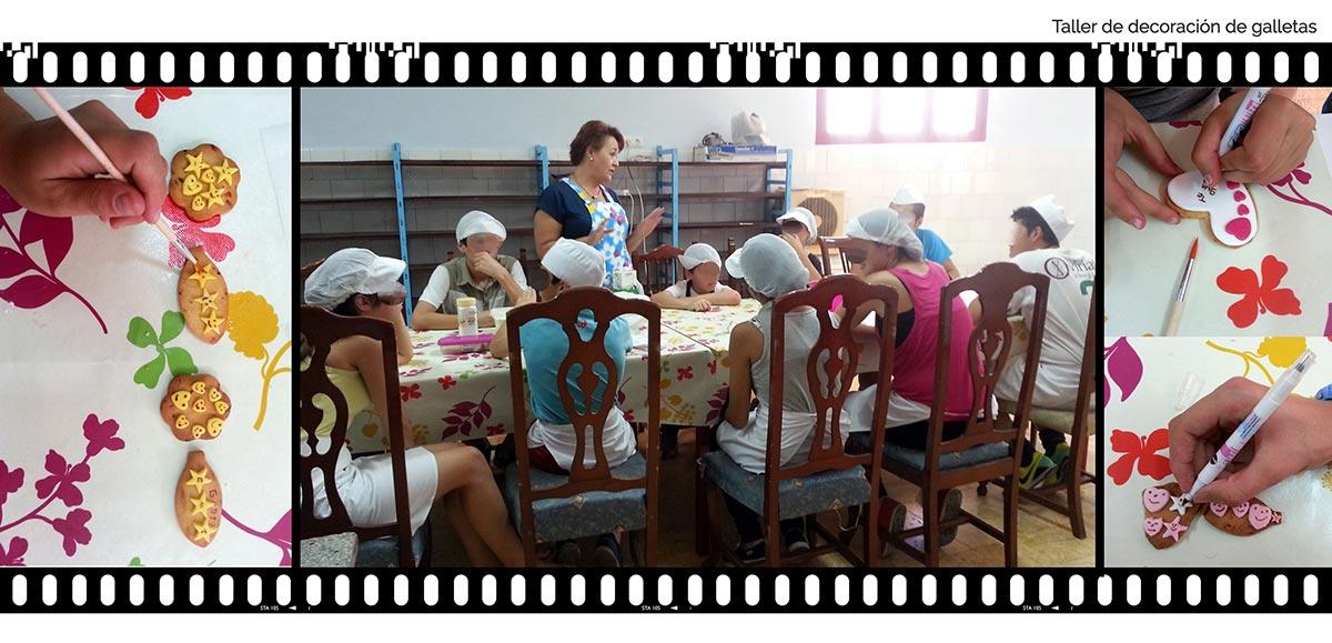 Talleres Educativos en Casa de Familia Senda, Montoro Córdoba