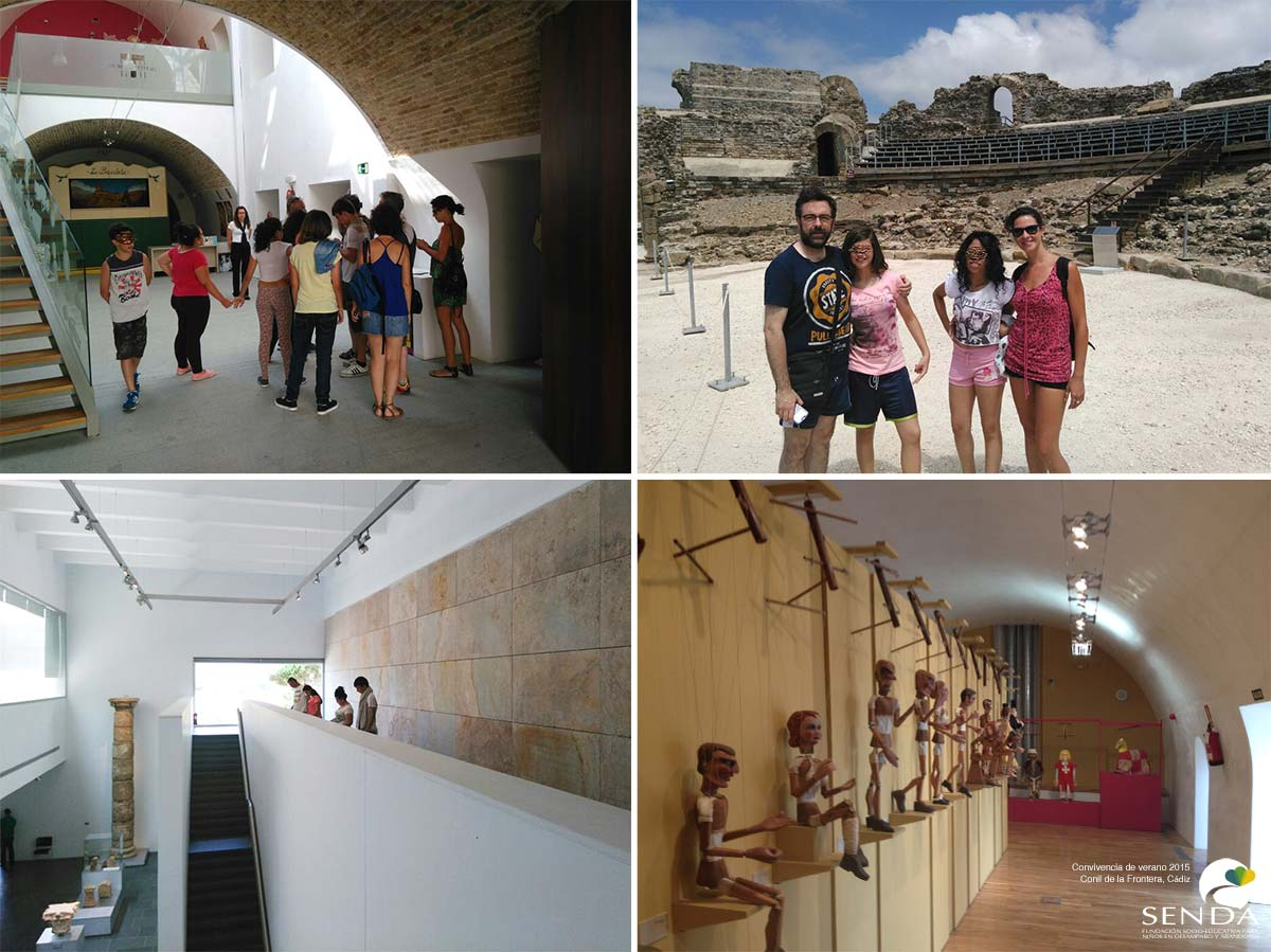 fundacion-senda-andalucia-convivencia-verano-ruinas-romanas-baelo-claudia-cadiz-2015
